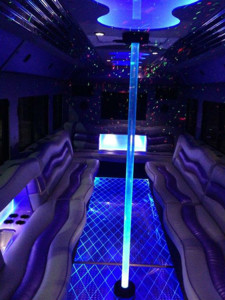 Beth Rock Limo Party Bus 18-25px - inside 750
